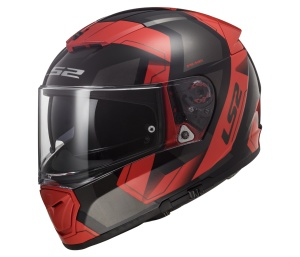 BREAKER FF390 PHYSICS Black Red