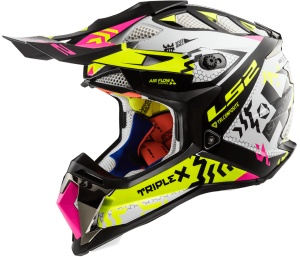 MX470 SUBVERTER TRIPLEX Black Pink H-V Yellow