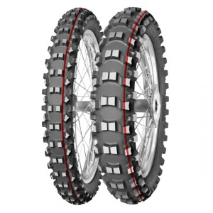 Motocross pneu 110/100-18 64M TT Terra Force-MX SM
