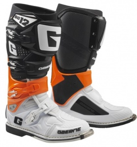 2174-078 SG 12 ORANGE/BLACK/WHITE