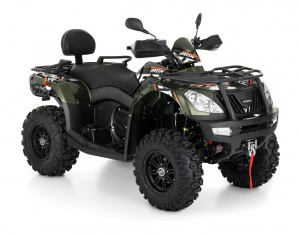 Iron 450i MAX EPS 4x4 CAMO,GHOST GREY, BLACK, OLIVE GREEN