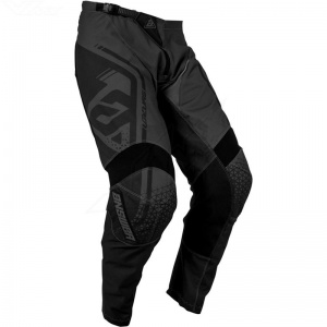 SYNCRON DRIFT MX PANT CHARCOAL / BLACK