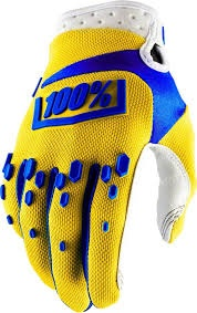 AIRMATIC  GLOVES YELLOW