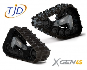 XGEN 4S TRACK (incl. adapters)